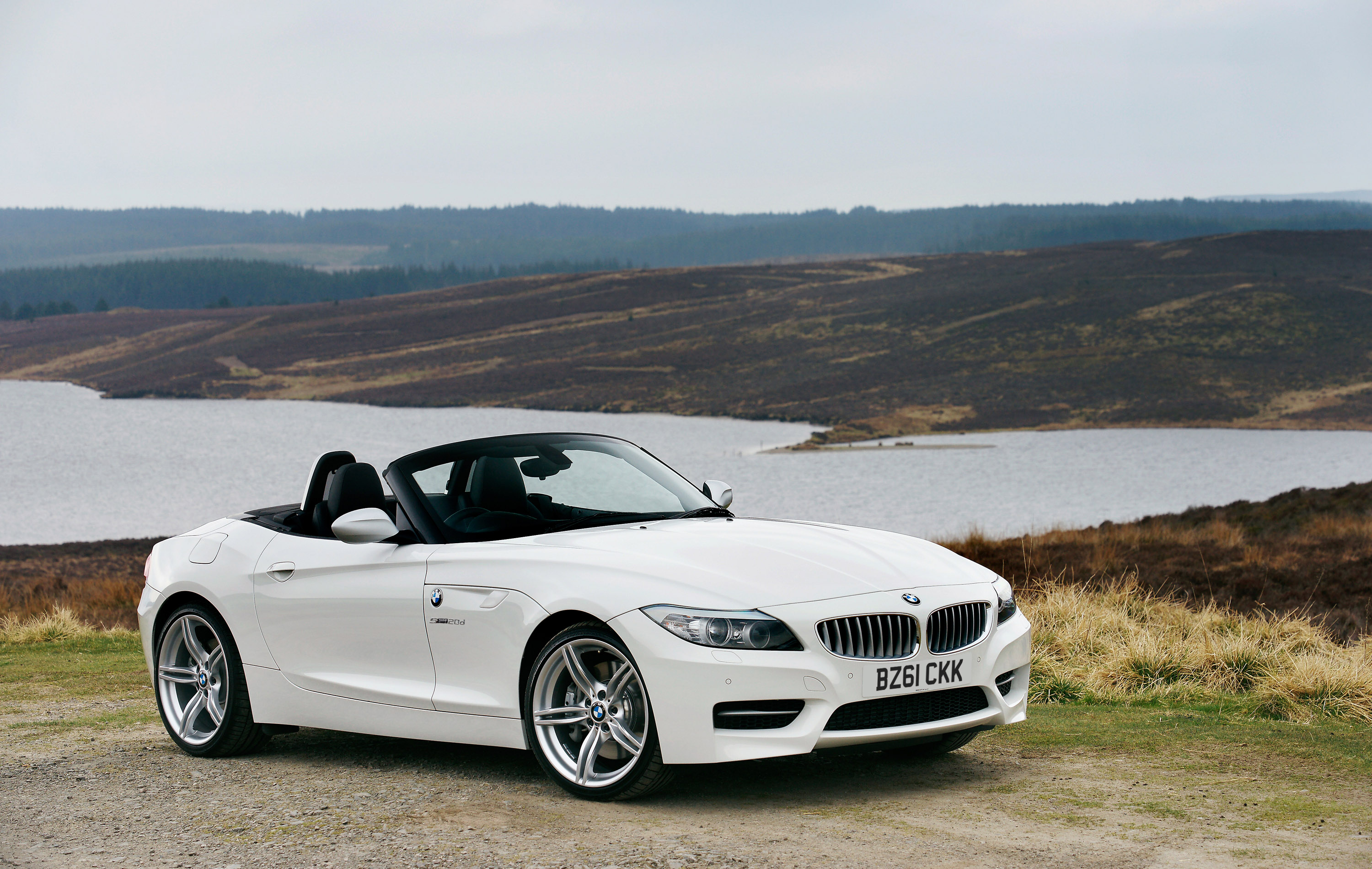 2012 Bmw Z4 Information And Photos Zombiedrive