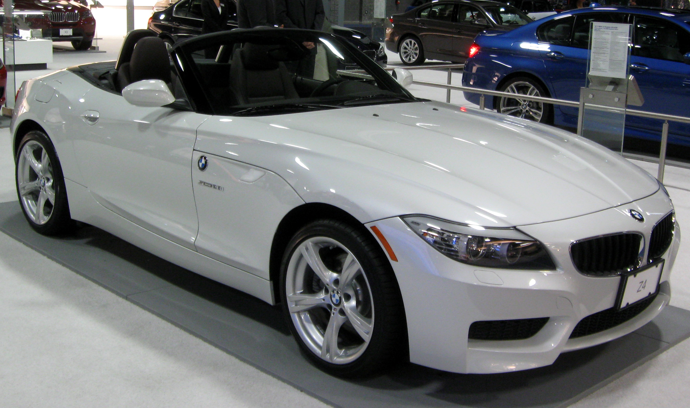Bmw Z4 2012 White Www Pixshark Com Images Galleries