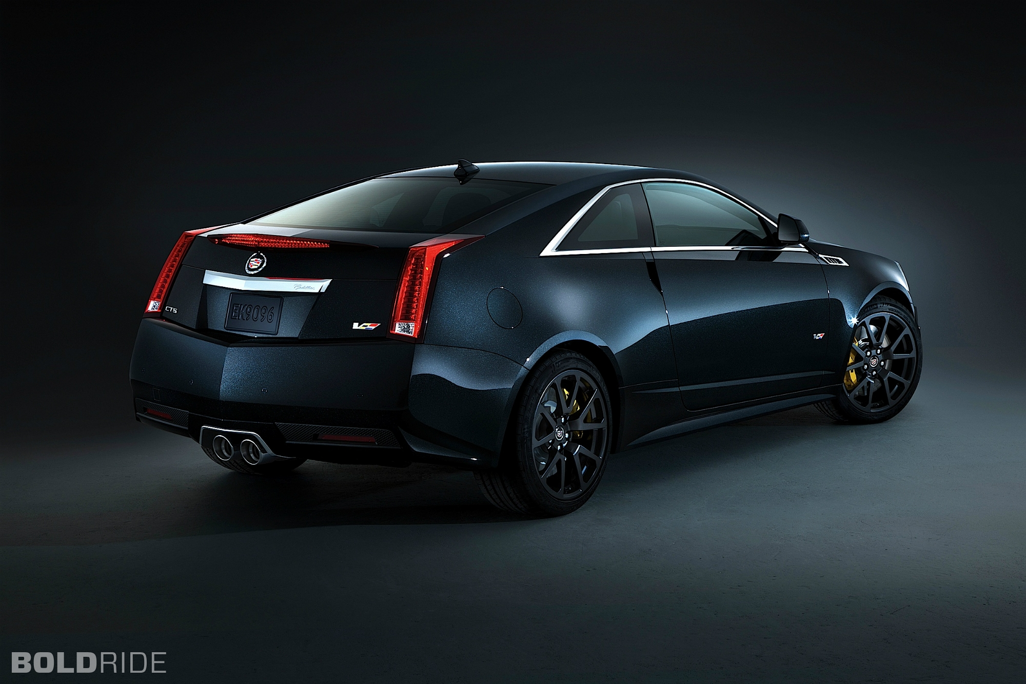 2012 Cadillac CTS - Information and photos - ZombieDrive