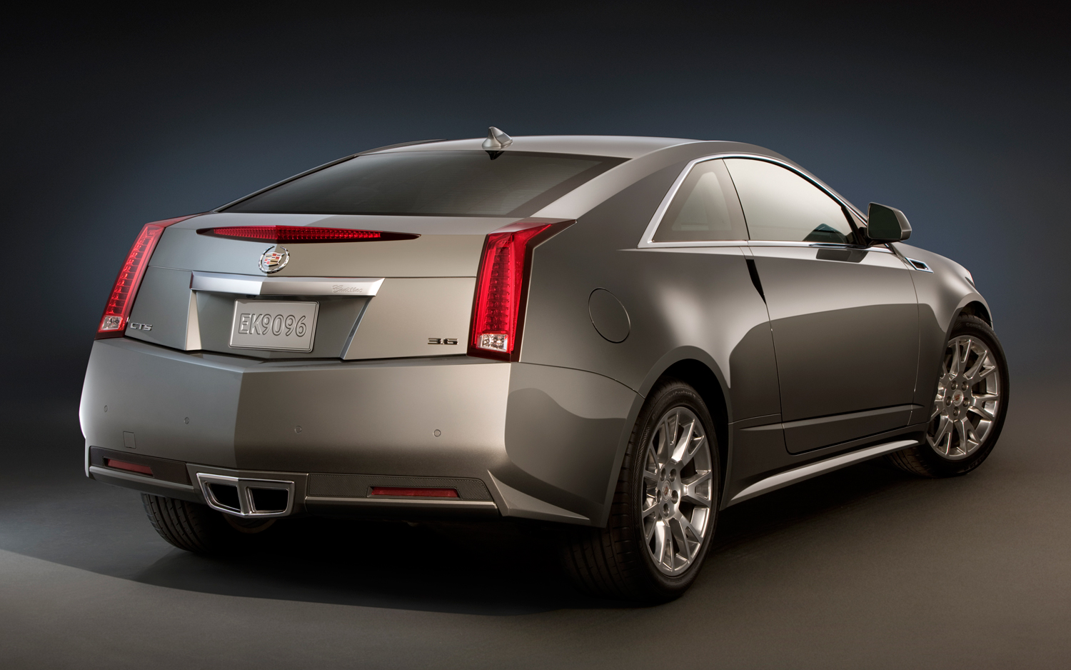 Cadillac CTS Coupe #18