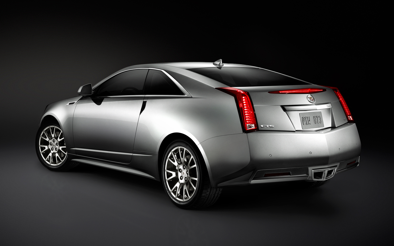 Cadillac CTS Coupe #16