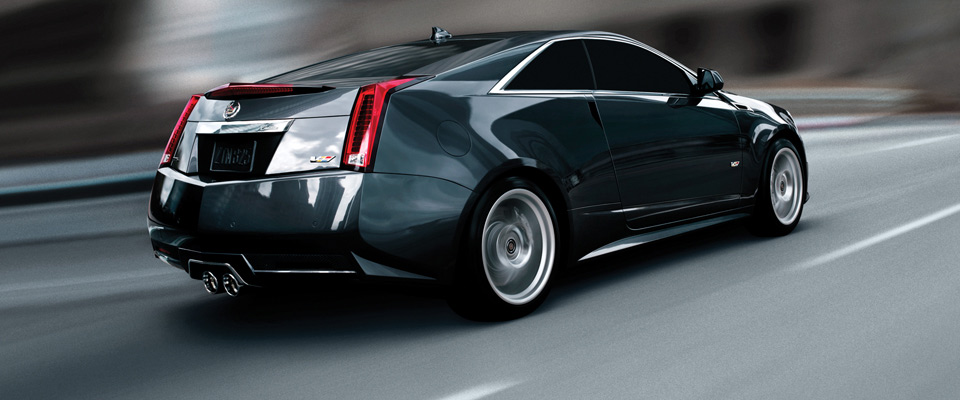 Cadillac CTS-V Coupe #10