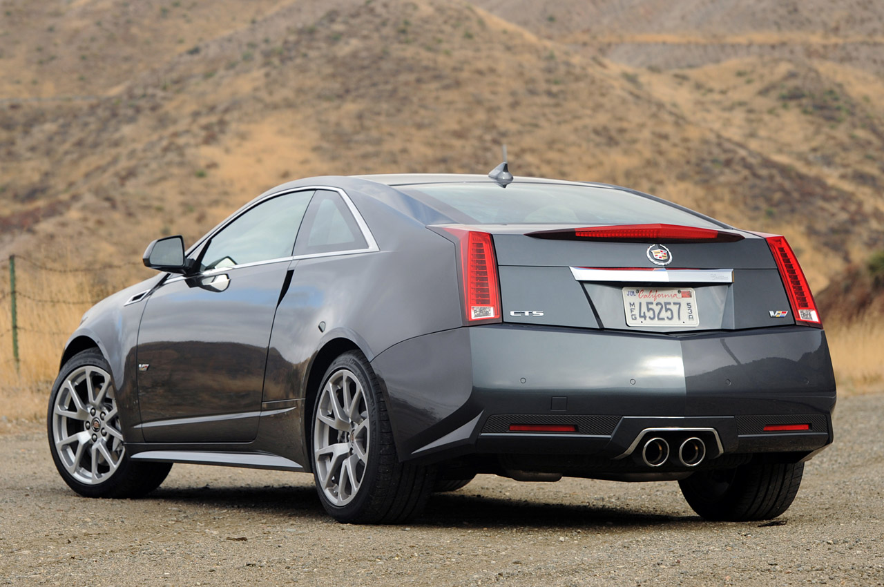Cadillac CTS-V Coupe #19