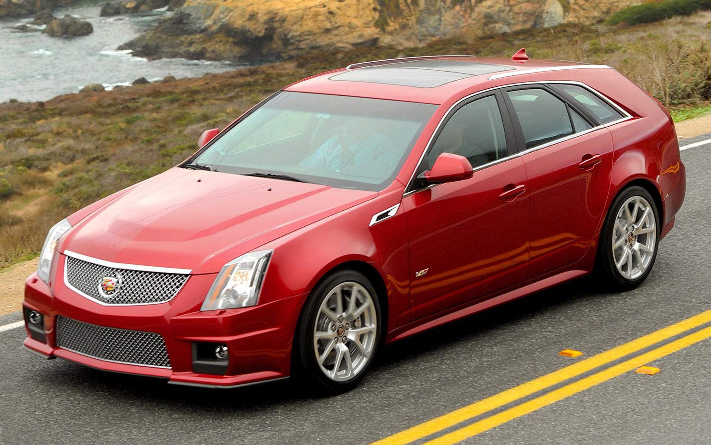 Cadillac Cts V Wagon For Sale >> 2012 CADILLAC CTS WAGON - Image #18