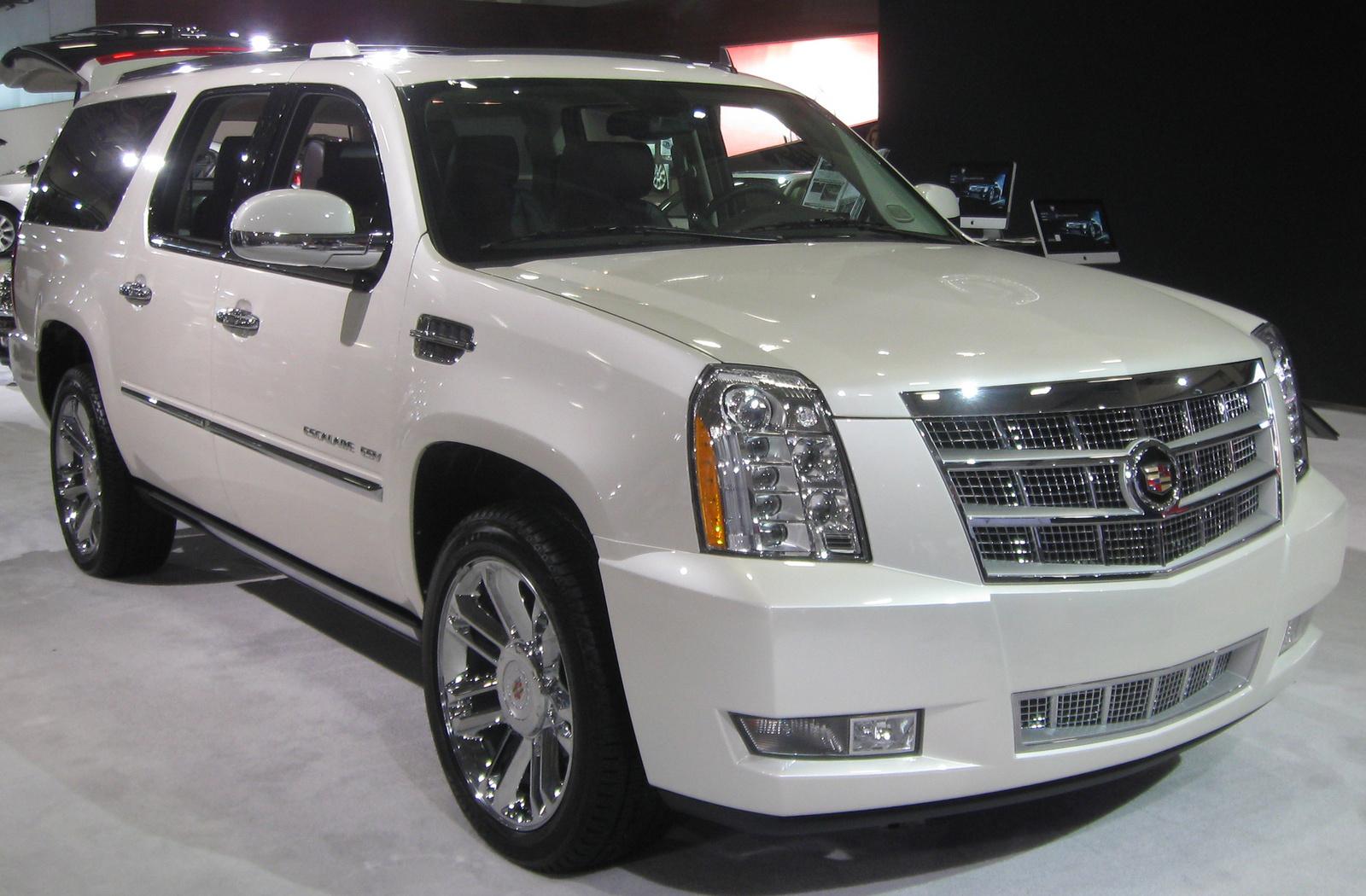 2012 Cadillac Escalade Esv Image 12