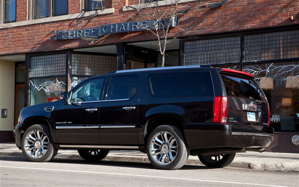 2012 cadillac escalade esv image 6. Black Bedroom Furniture Sets. Home Design Ideas