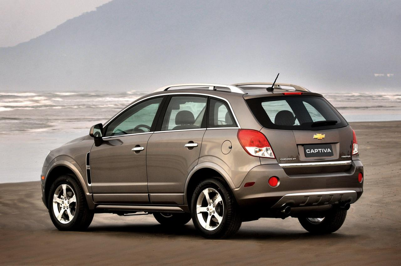 2012 chevrolet captiva sport information and photos zombiedrive. Black Bedroom Furniture Sets. Home Design Ideas