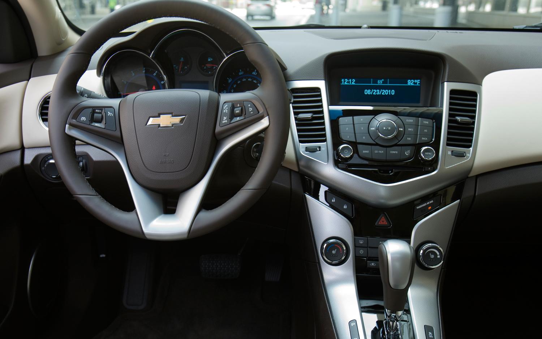 2012 Chevrolet Cruze #21 Chevrolet Cruze #21
