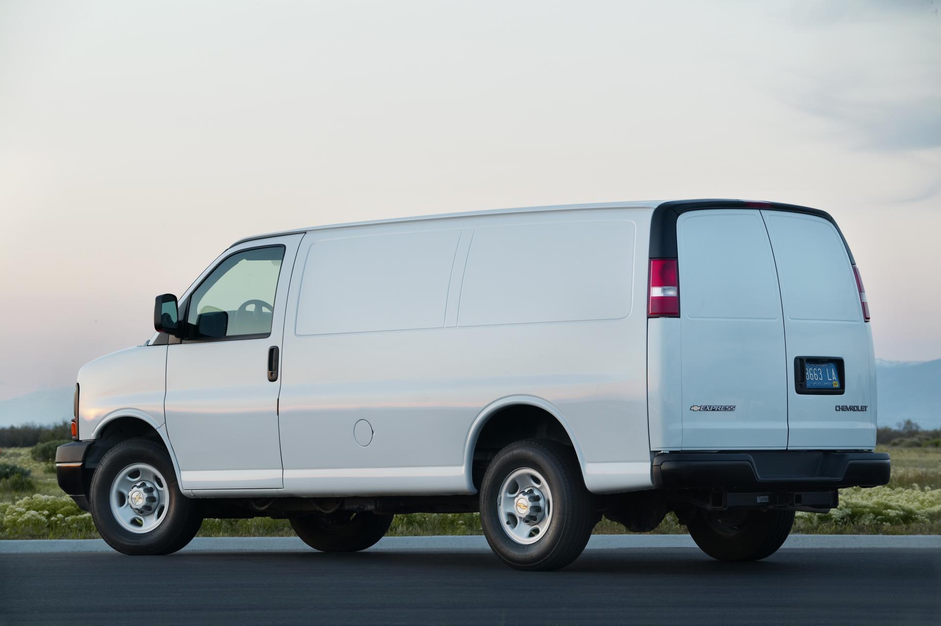Chevy Truck Wiring Diagram As Well 2015 Chevrolet Express Cargo Van ...