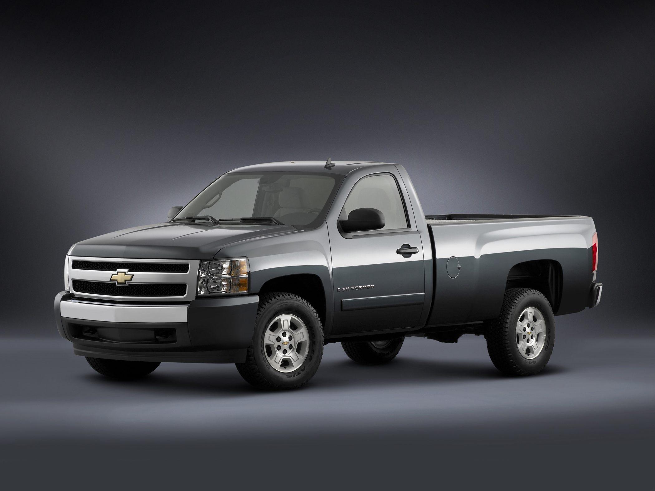 2012 Chevrolet Silverado 1500 #5 Chevrolet Silverado 1500 #5