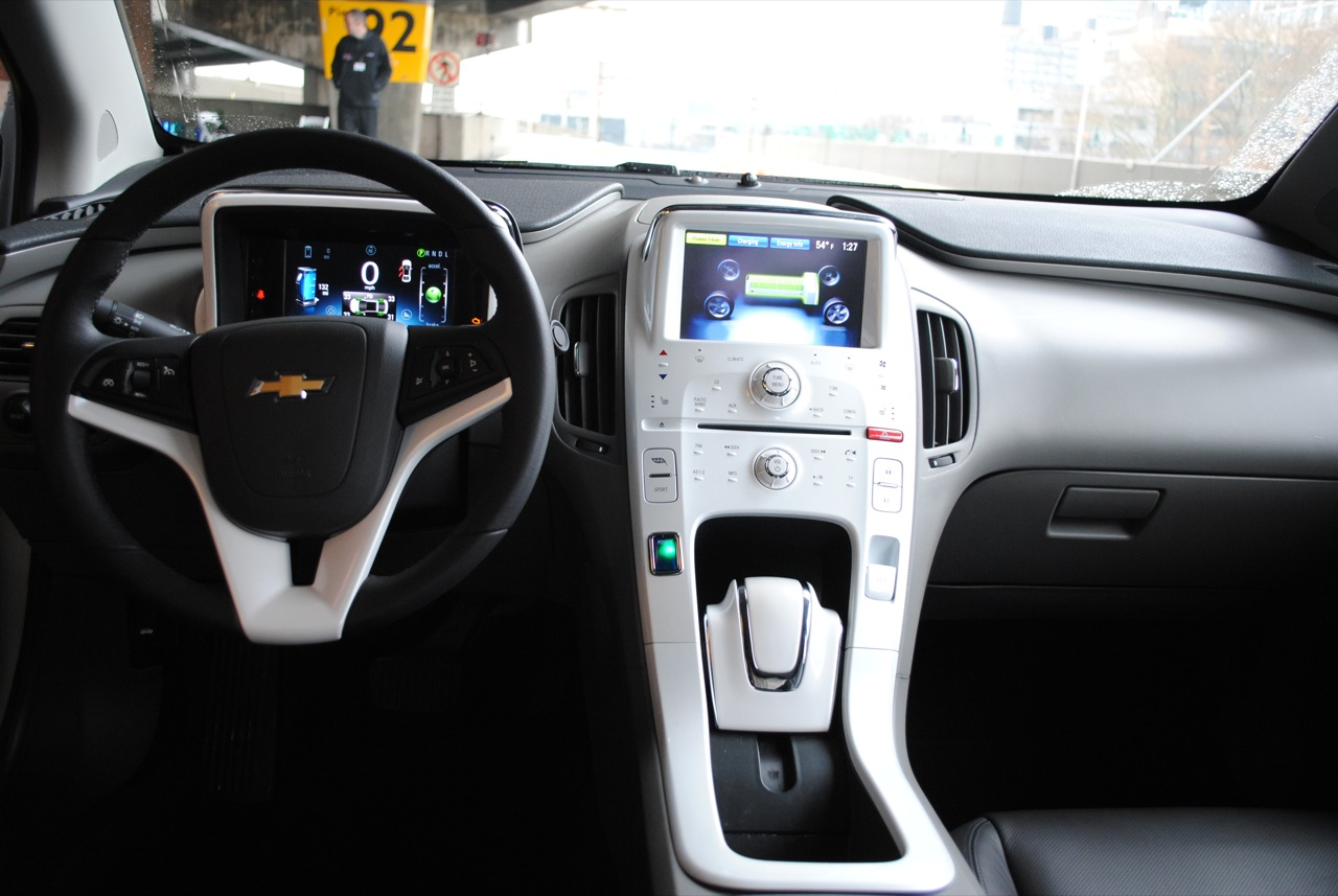 Chevy Volt Gas Mileage 2012 All About Chevrolet Information And Photos Zombiedrive