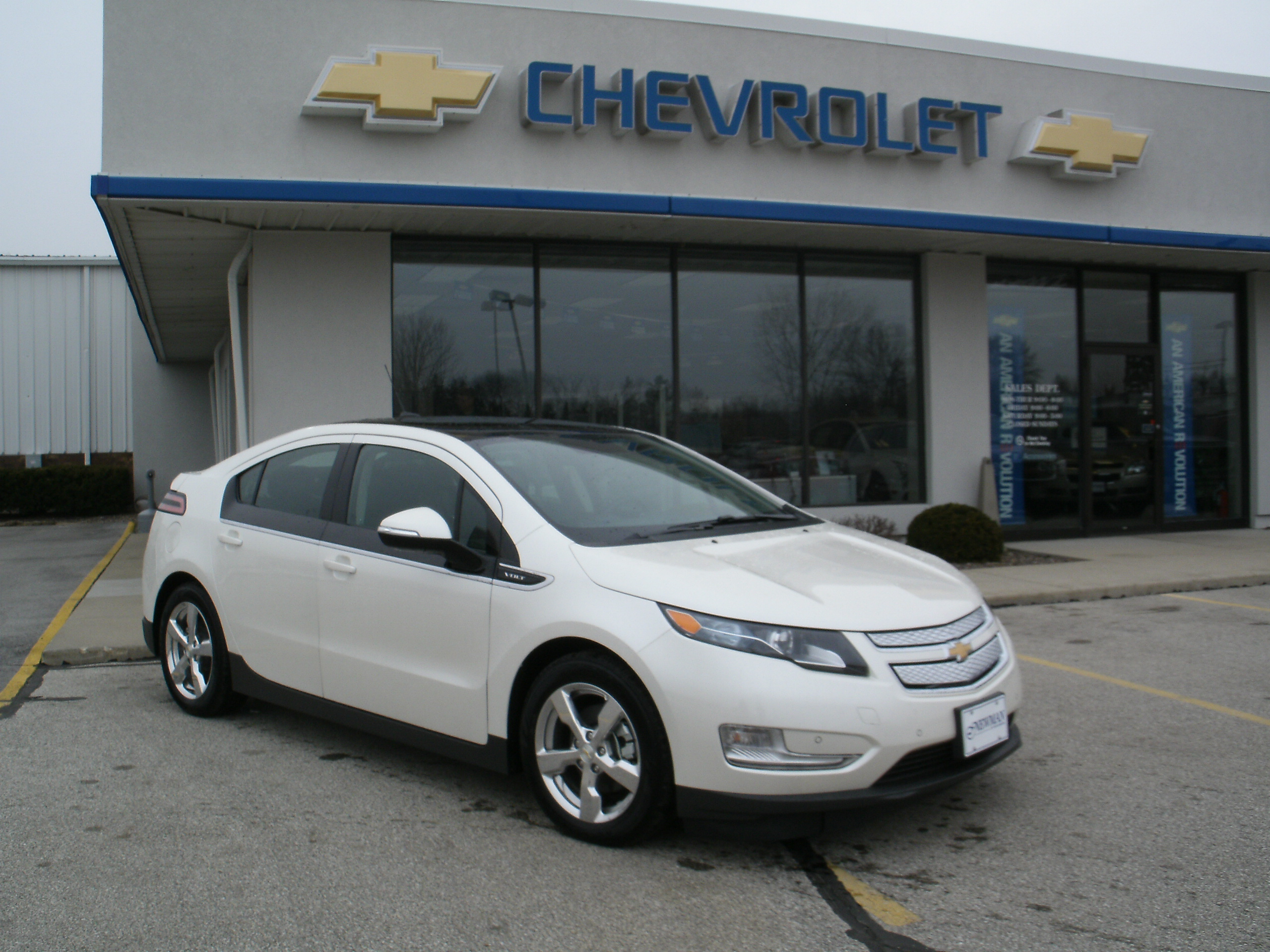 2012 Chevrolet Volt Image 9