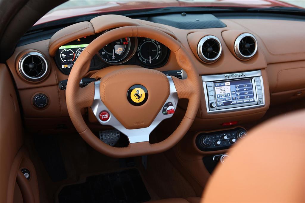 2012 Ferrari California Information And Photos Zombiedrive