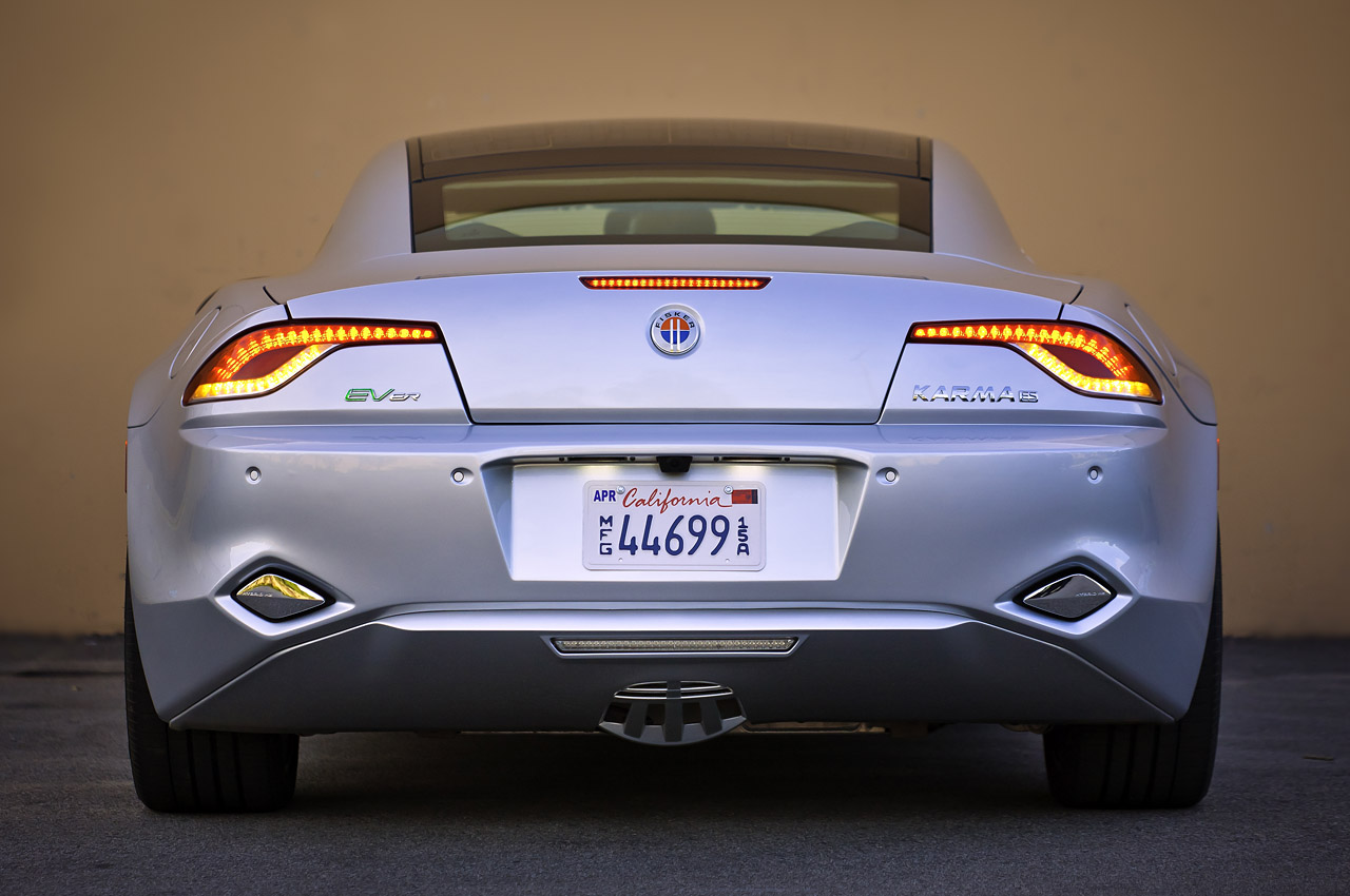 2012 Fisker Karma - Information and photos - ZombieDrive