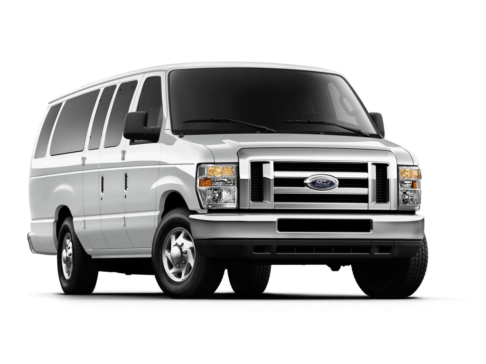 Ford E-Series Van #16