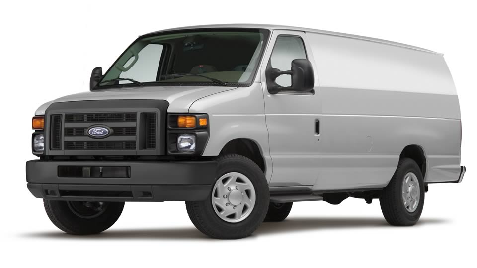 2012 Ford E Series Van Image 10