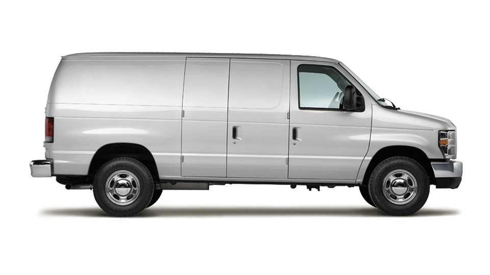 Ford E-Series Van #13