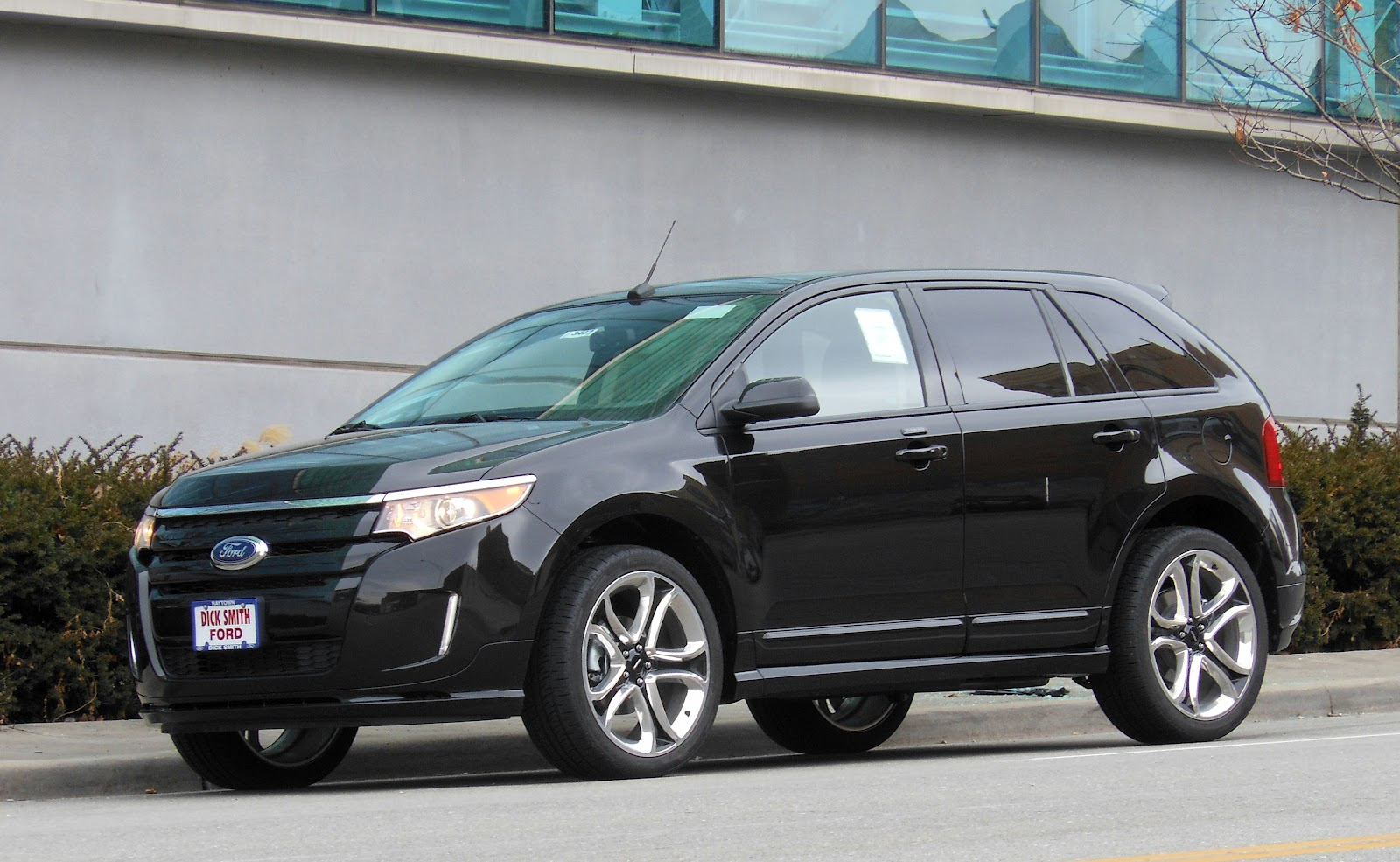 2012 ford edge image 15