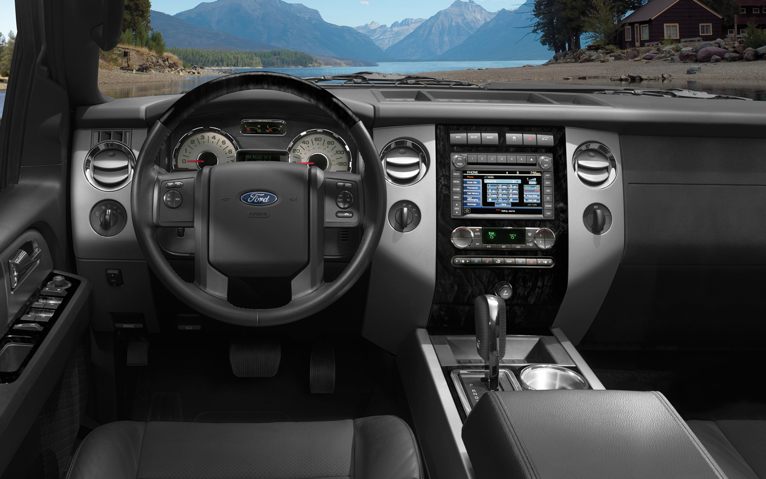 Ford Expedition 2012 Interior 2012 Ford Expedition 12 Ford
