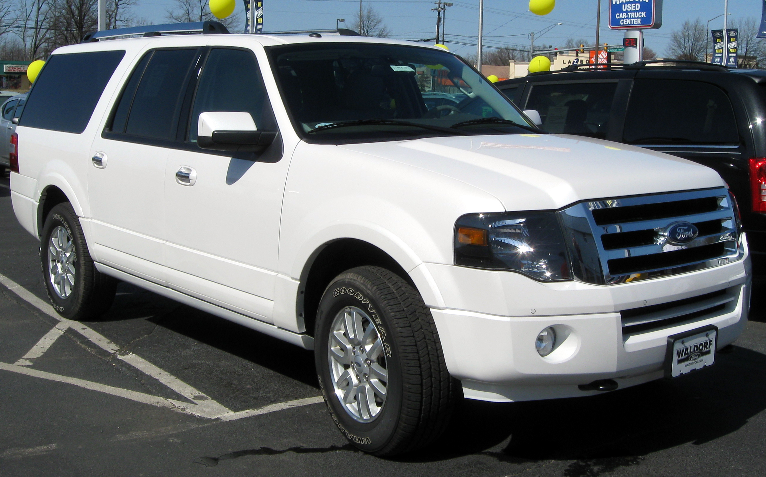 Ford Expedition El >> 2012 FORD EXPEDITION - Image #16