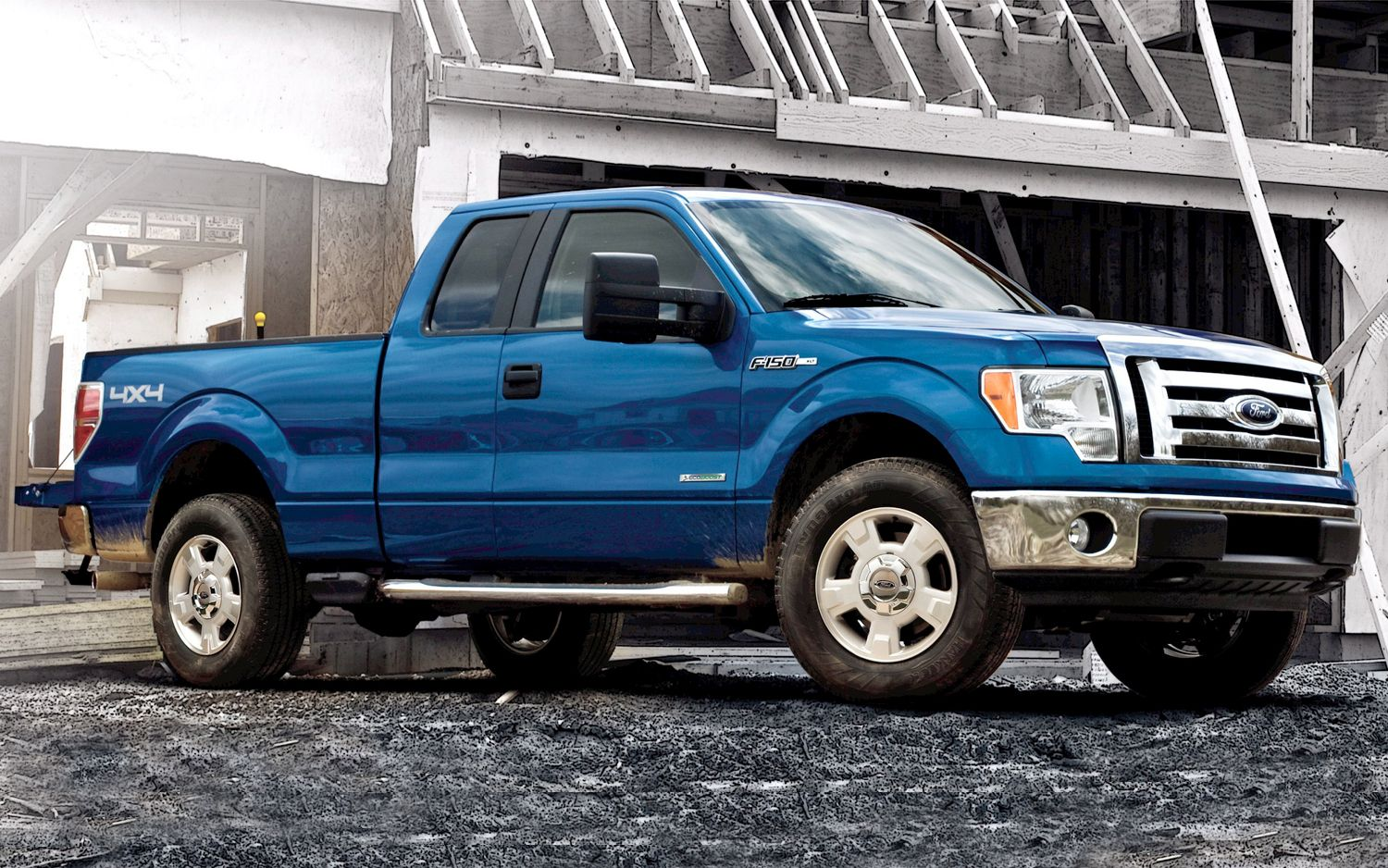 2012 Ford F-150 #4