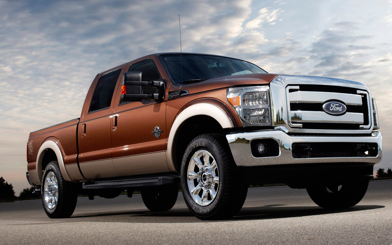 Ford F-250 Super Duty #20