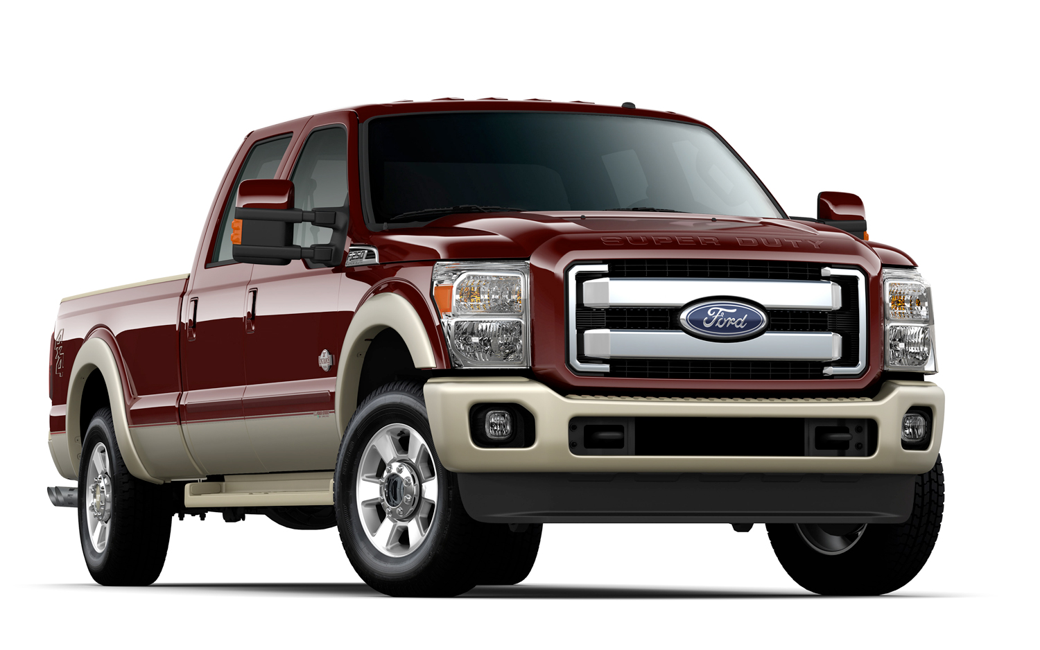 2012 Ford F-250 Super Duty #14