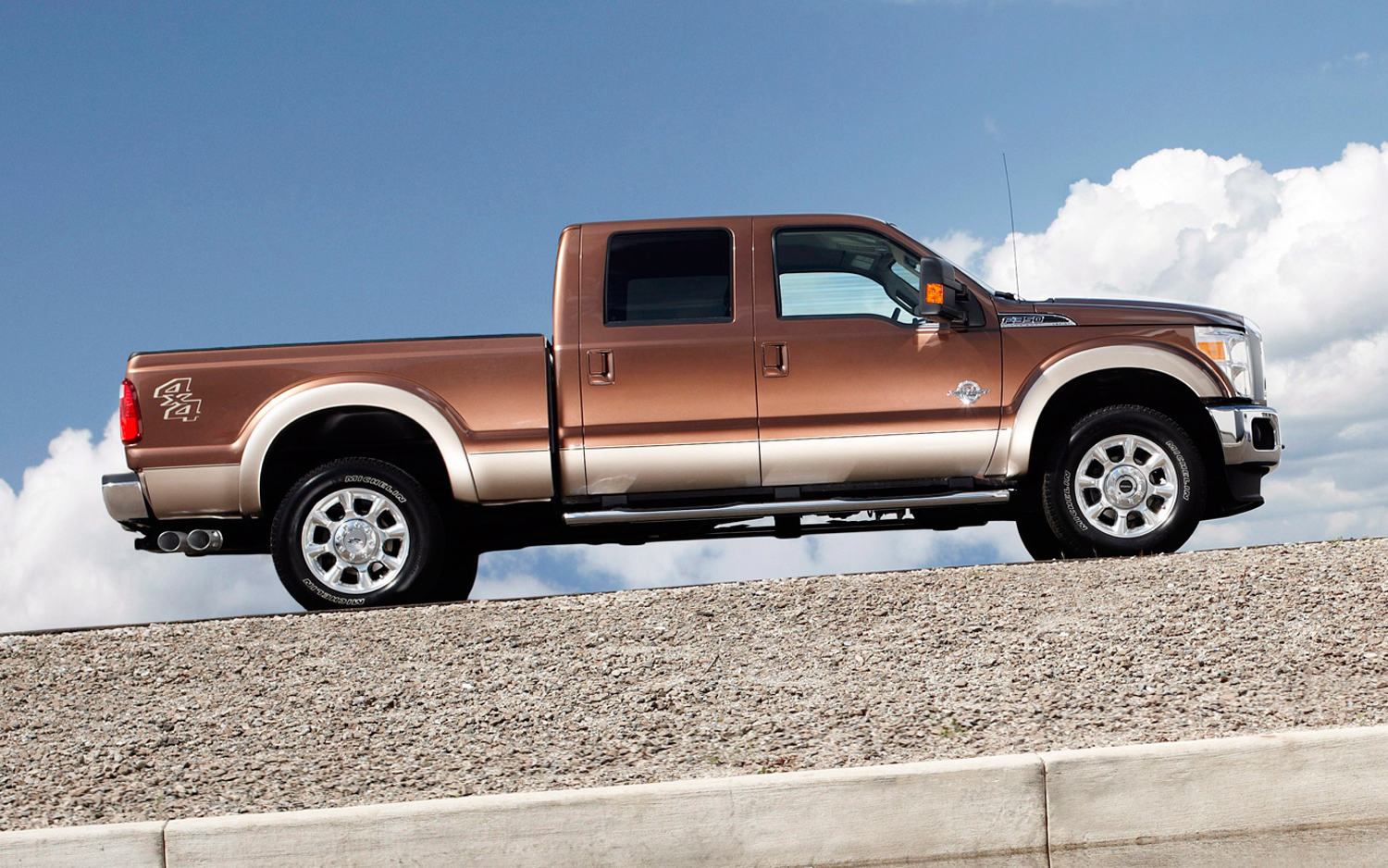 Ford Super Duty >> 2012 FORD F-250 SUPER DUTY - Image #13