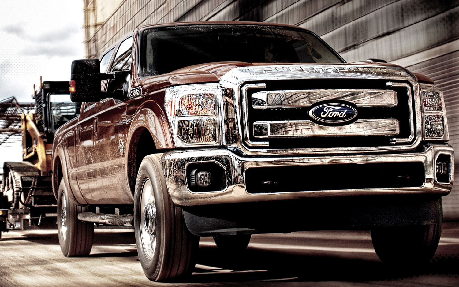 Ford F-350 Super Duty #12