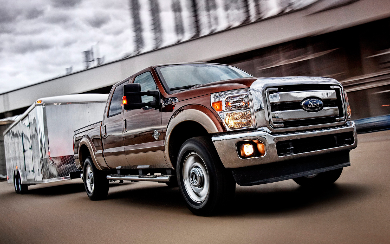 Ford Super Duty >> 2012 FORD F-350 SUPER DUTY - Image #16