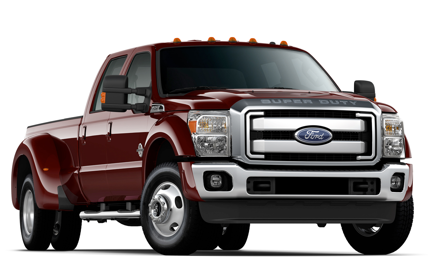 Ford F-350 Super Duty #13