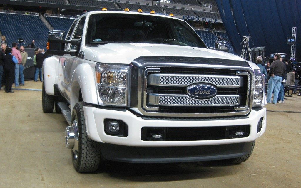Ford F-450 Super Duty #13