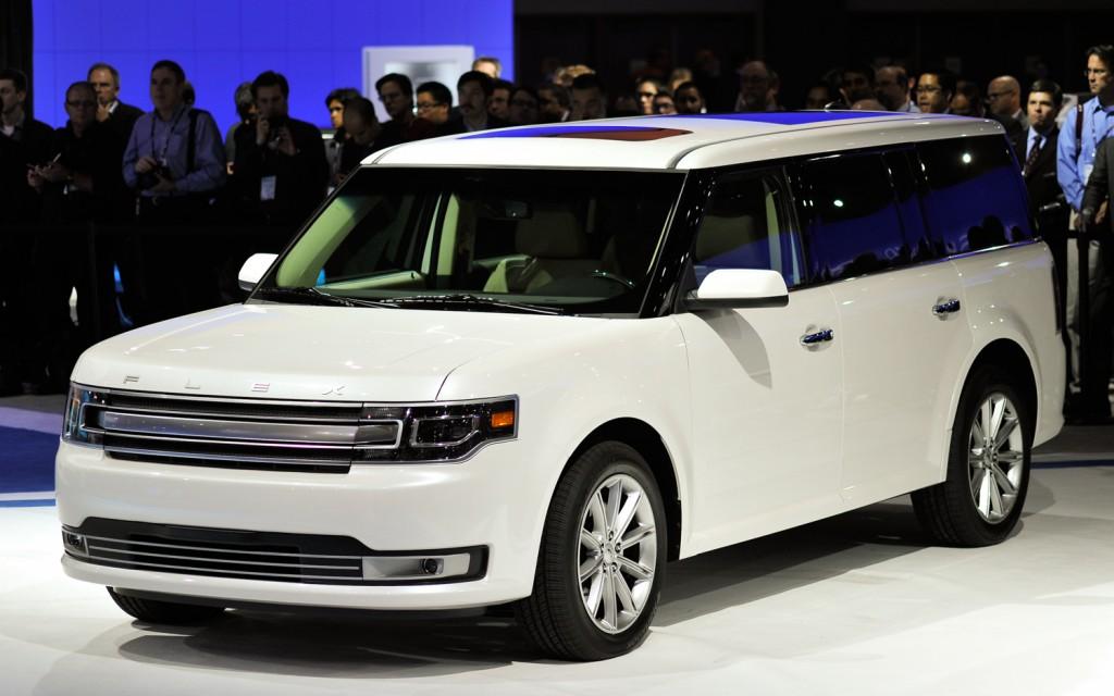 2012 Ford Flex Image 20