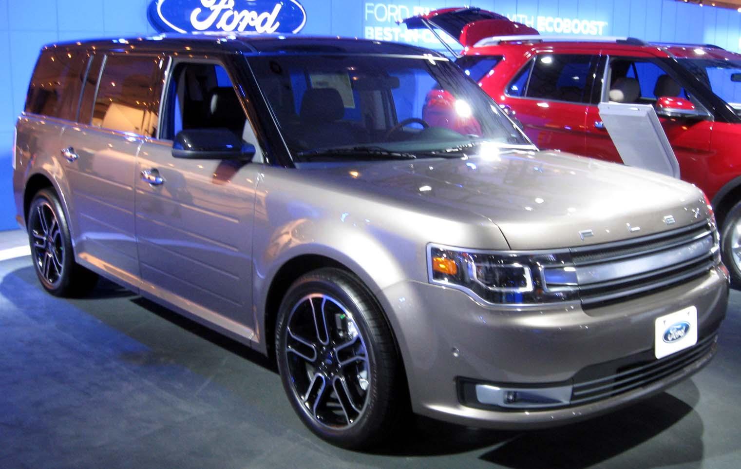 Ford Flex  Ford Flex