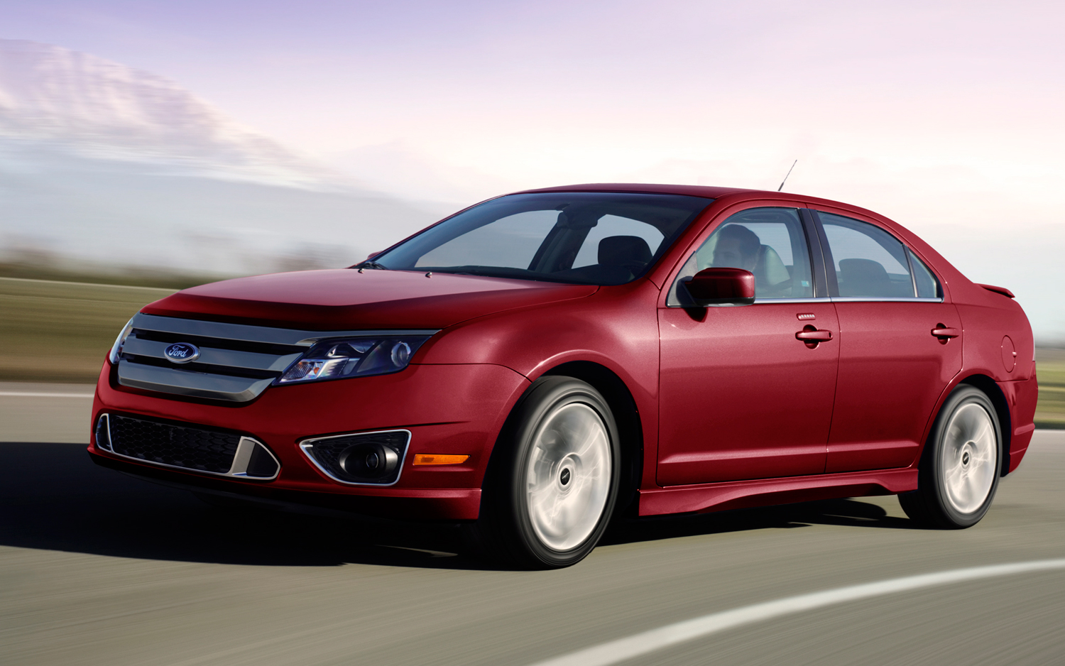 2012 Ford Fusion #16 Ford Fusion #16