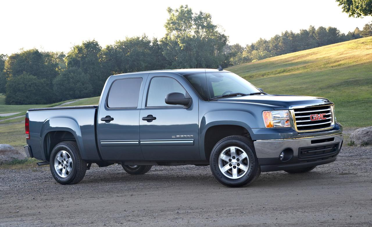 2012 gmc sierra 1500 information and photos zombiedrive. Black Bedroom Furniture Sets. Home Design Ideas