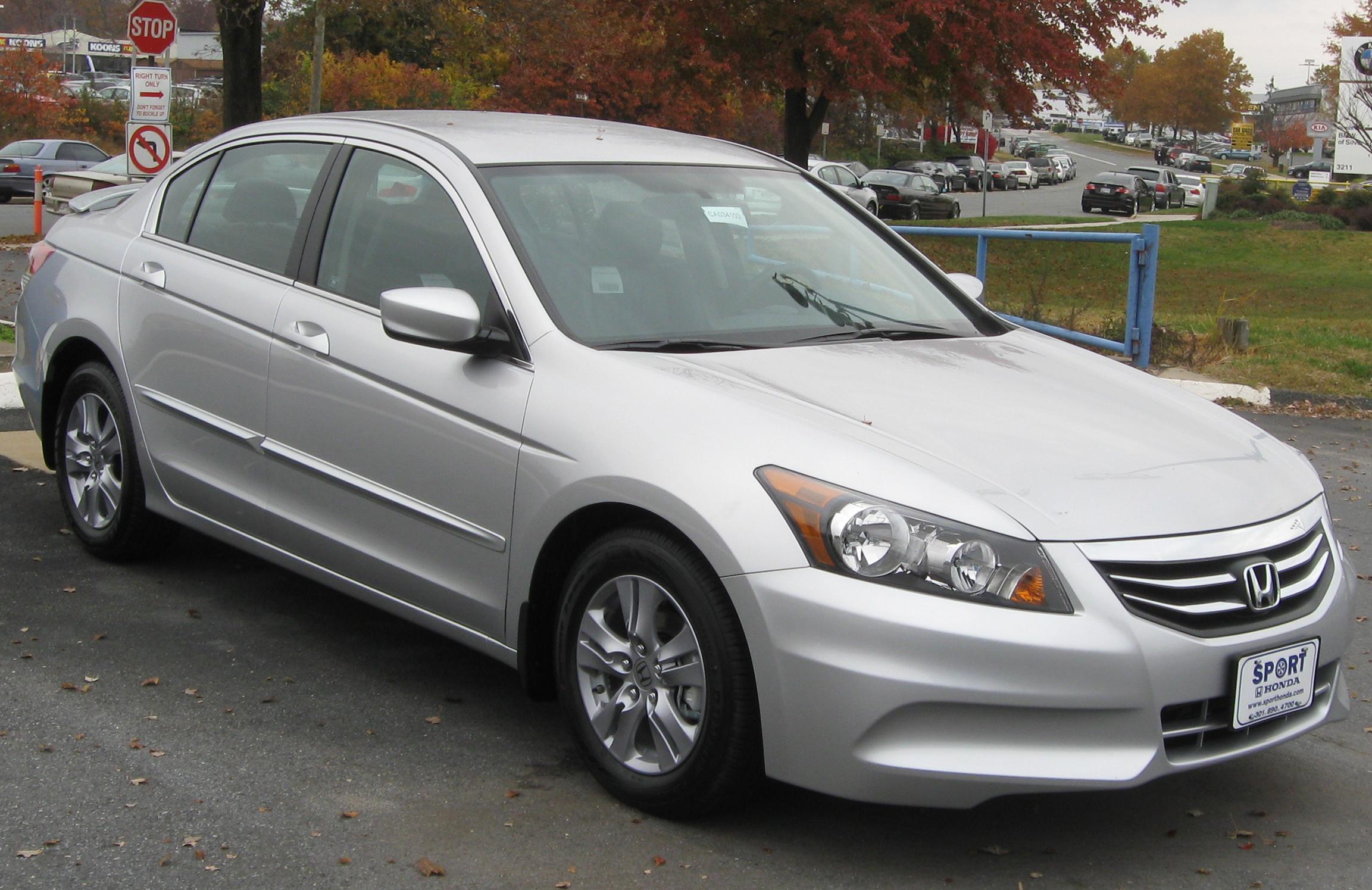 2012 Honda Accord Image 18