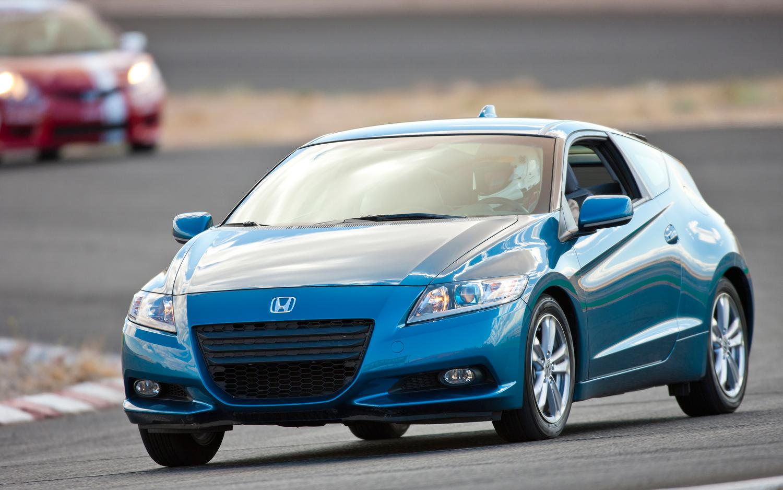 2012 Honda Cr Z Image 16