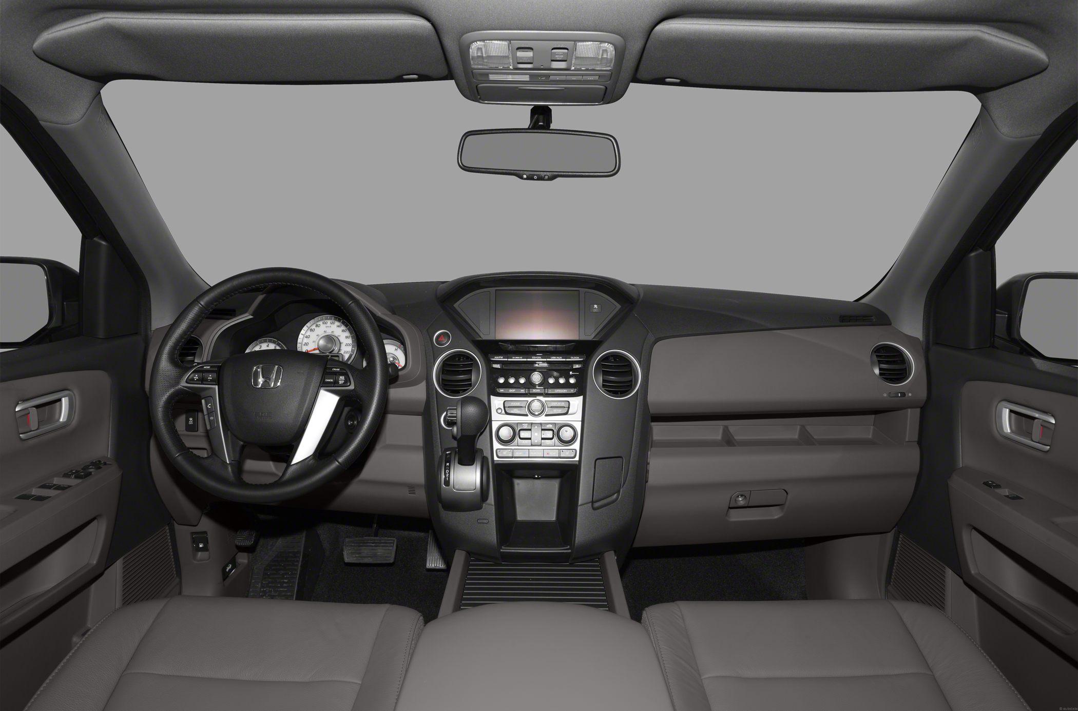 2012 Honda Pilot Image 18