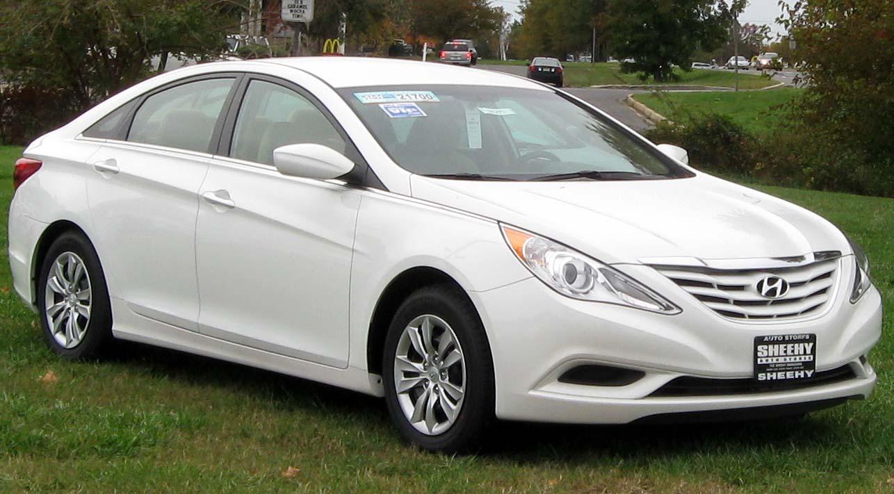2012 Hyundai Sonata - Information and photos - ZombieDrive