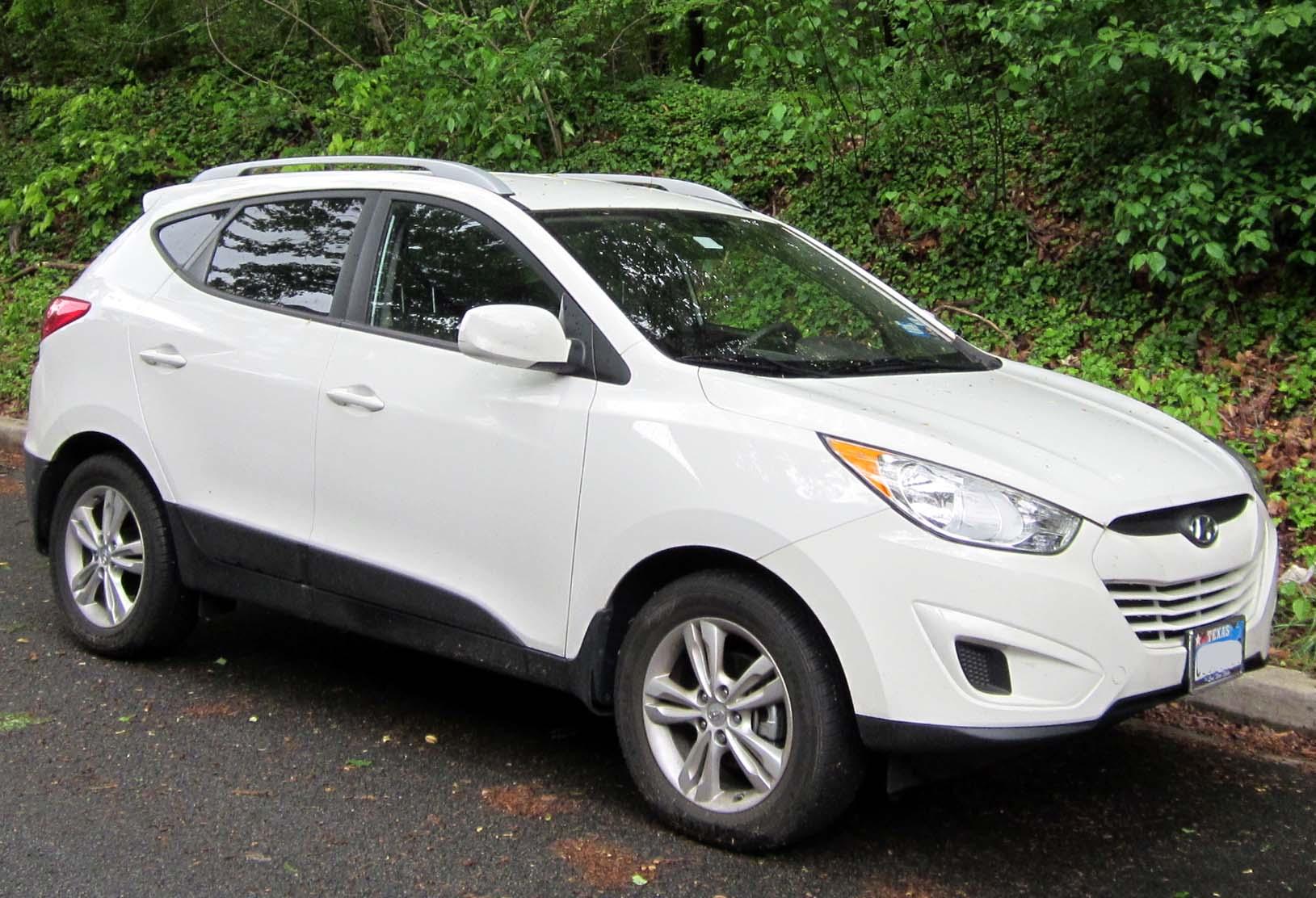 2012 Hyundai Tucson Image 13