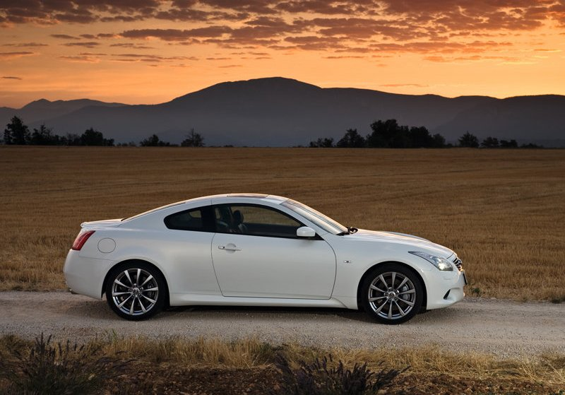 2012 Infiniti G Coupe Information And Photos Zombiedrive