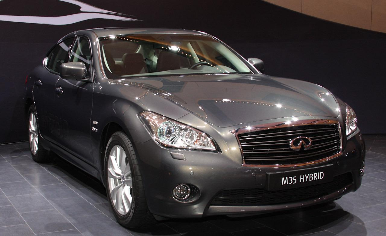 2012 Infiniti M - Information and photos - ZombieDrive