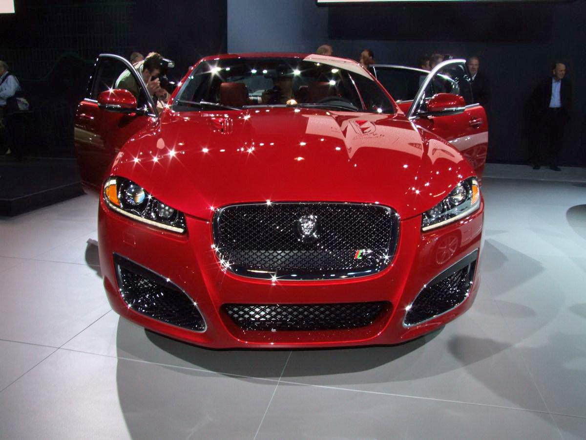2012 Jaguar XF #10 Jaguar XF #10