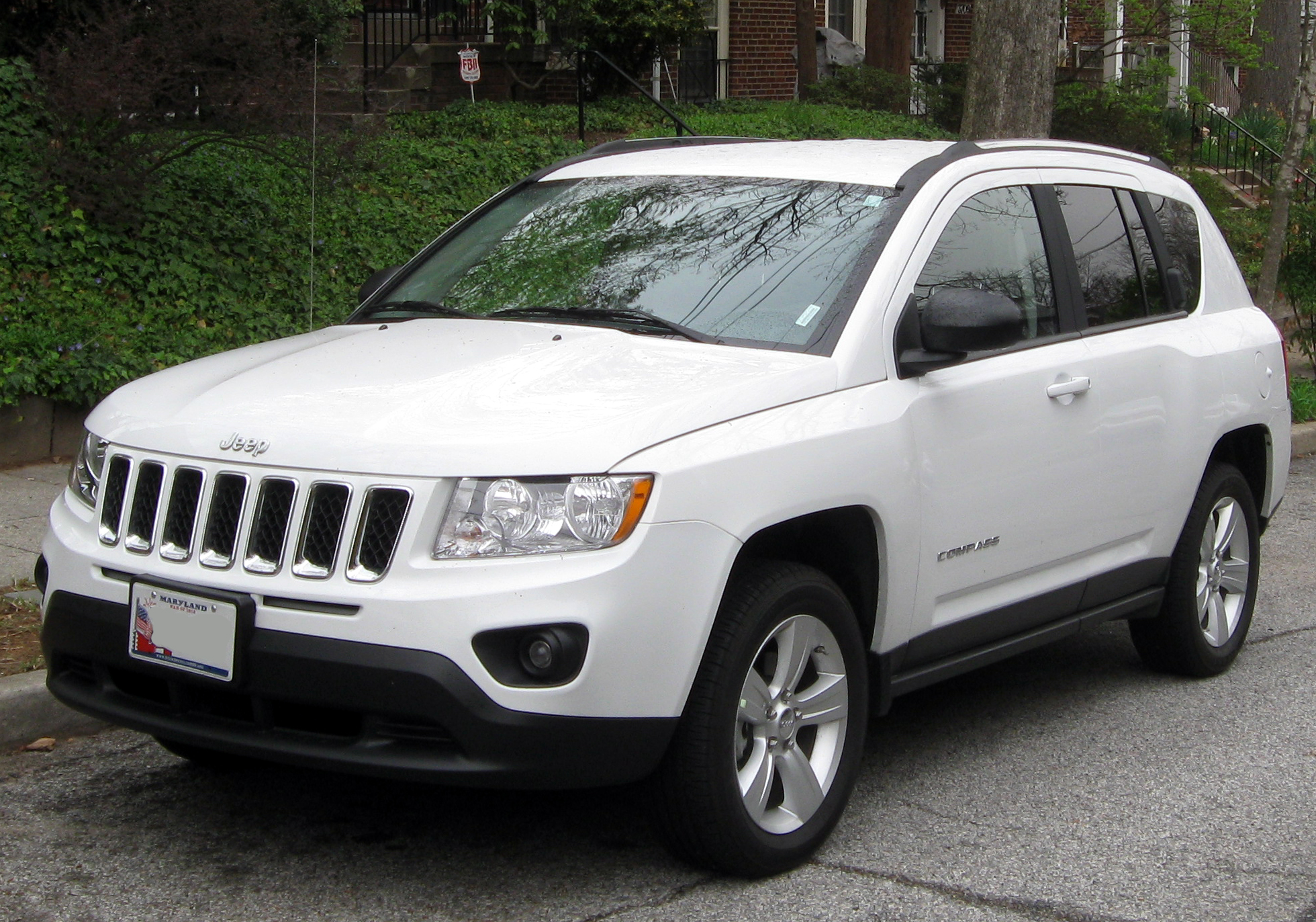 2012 jeep compass information and photos zombiedrive. Black Bedroom Furniture Sets. Home Design Ideas