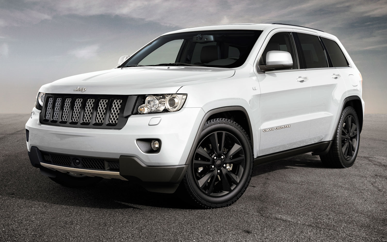 2012 jeep grand cherokee - information and photos - zombiedrive