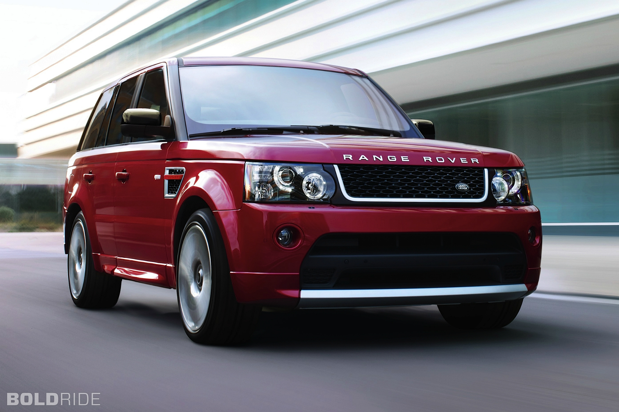 Land Rover Model New Car Update 2020