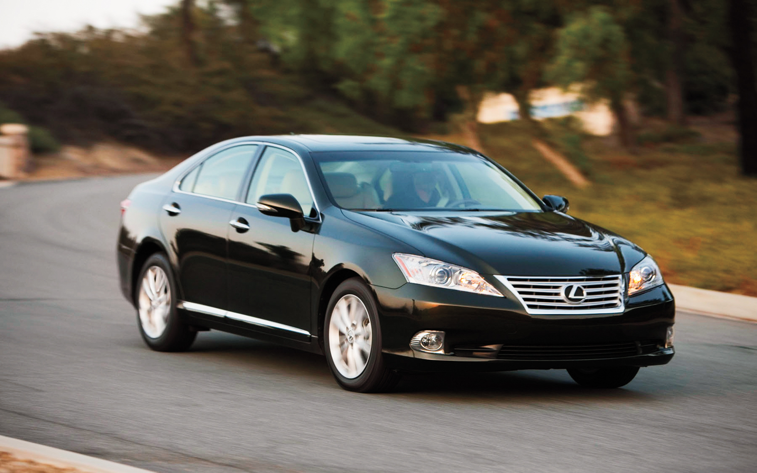 Awesome 2012 LEXUS ES 350   Image #16