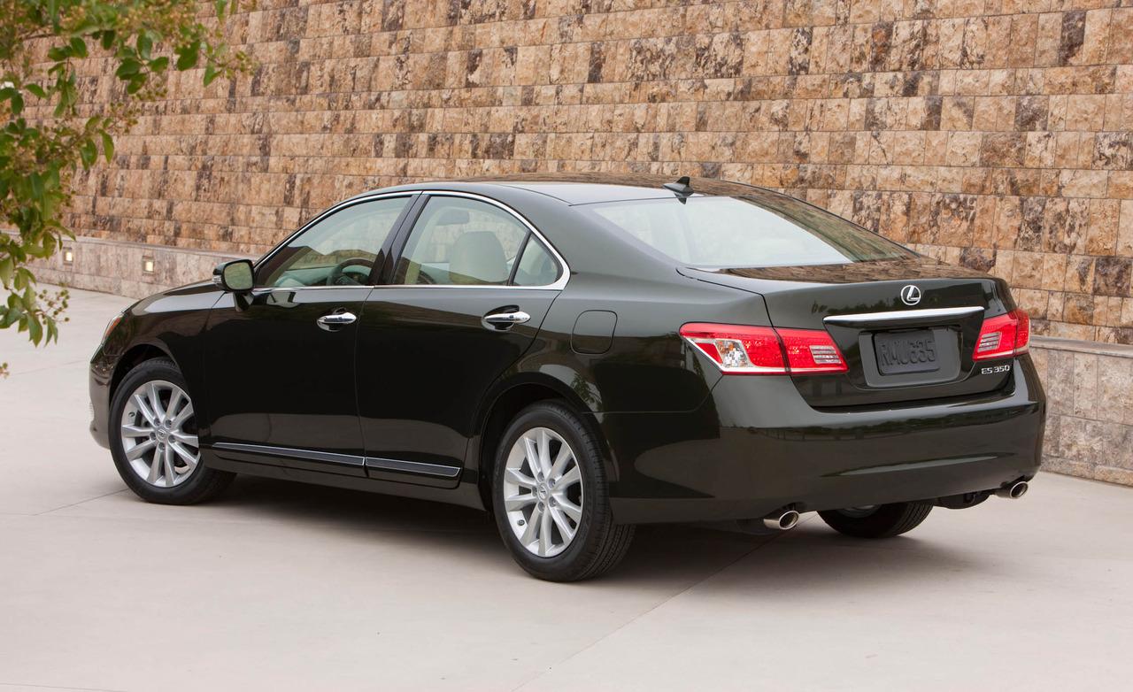 Lexus Es350 2012 >> 2012 LEXUS ES 350 - Image #19