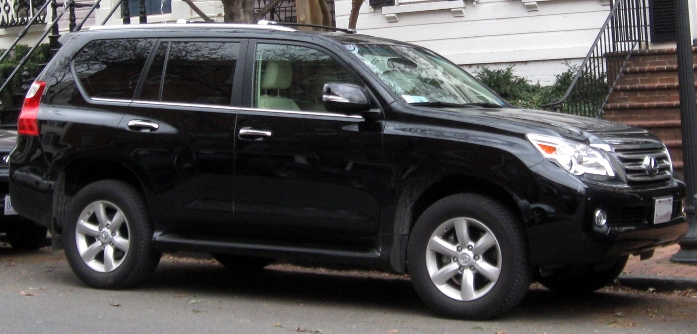 Awesome 2012 LEXUS GX 460   Image #11